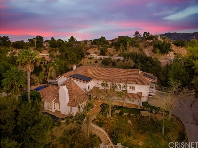 Single Family Home for Sale at 21126 Bellini Drive 21126 Bellini Drive Topanga, California 90290 United States