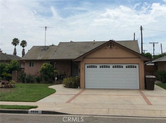 1934 Redwood Avenue, Anaheim, CA, 92805