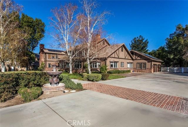 Casa Unifamiliar por un Venta en 26738 Macmillan Ranch Road Canyon Country, California 91387 Estados Unidos
