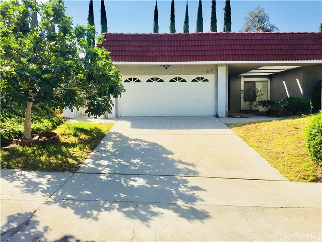 10727 Baton Rouge Avenue Northridge, CA 91326 - MLS #: SR18156739