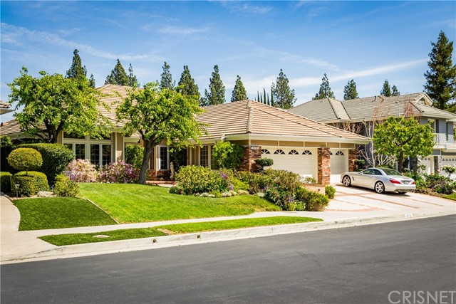 18705 Hillsboro Road , CA 91326 is listed for sale as MLS Listing SR18119935