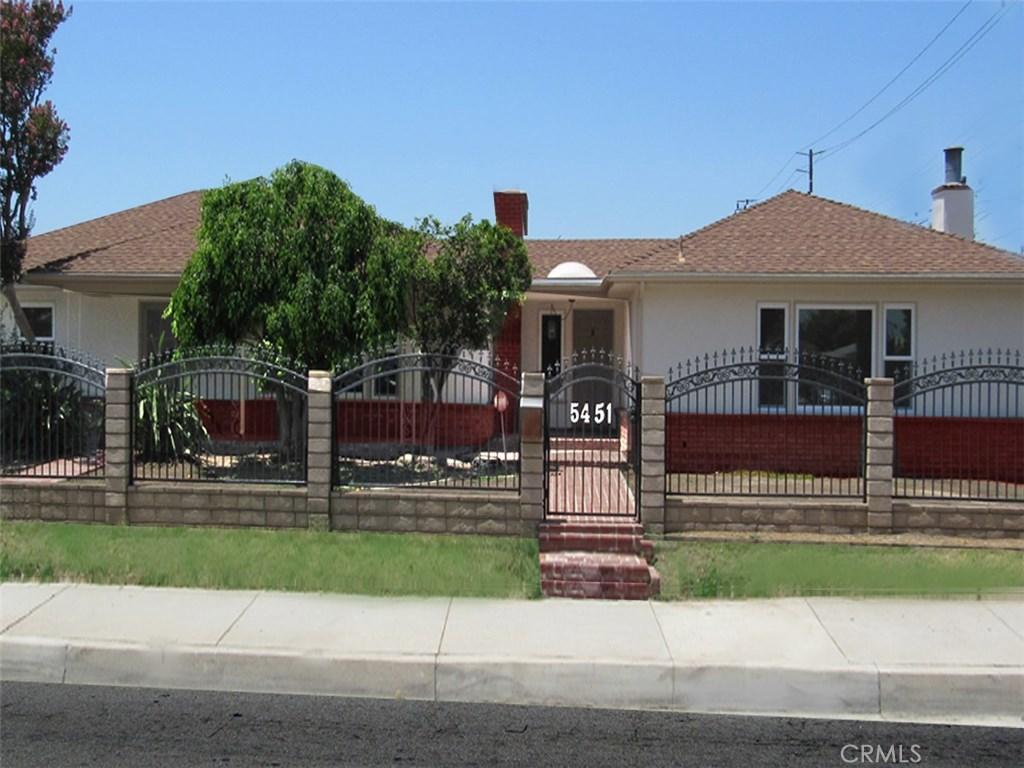 5451 SANTA ANITA Avenue, Temple City, CA 91780