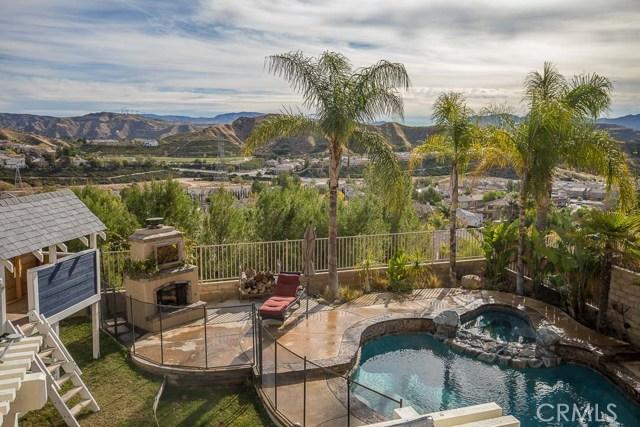 28460 Rock Canyon Drive Saugus, CA 91390 - MLS #: SR18011349