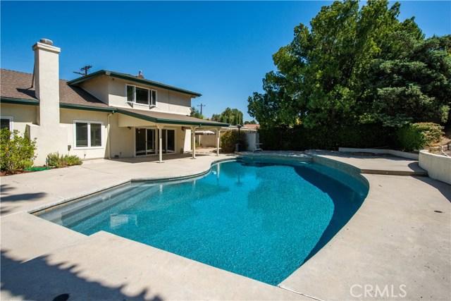 16900 Pineridge Drive Granada Hills, CA 91344 - MLS #: SR18228044