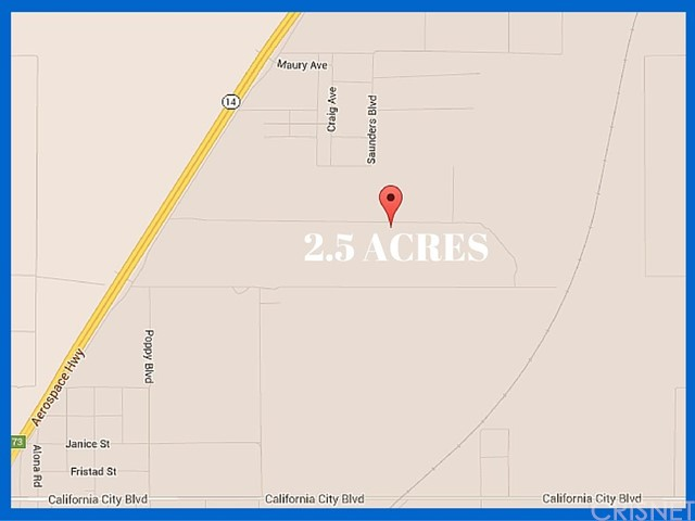 Property for sale at 0 Section 14 , Township 32 , Range 36 , Quarter, Mojave,  CA