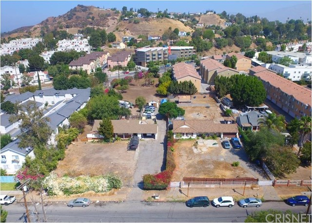 Single Family for Sale at 12323 Osborne Place Pacoima, California 91331 United States
