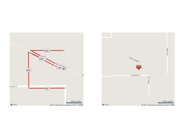 185 Street East and Llano CuttOff Llano, CA 93591 - MLS #: SR16189678