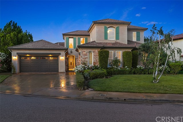 Single Family Home for Sale at 26845 Alcott Court Stevenson Ranch, California 91381 United States