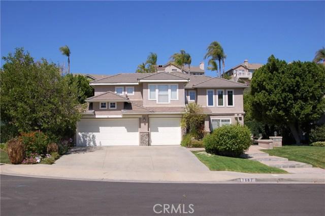 7507 Carmenita Lane  West Hills CA 91304