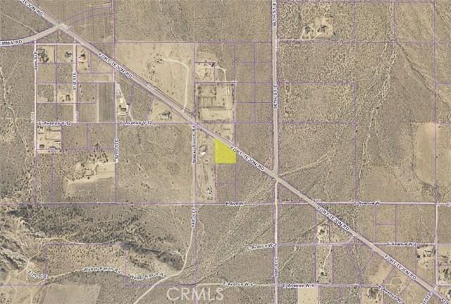 0 Vac/Fort Tejon Pav /Vic 94th S Palmdale, CA 93550 - MLS #: SR17158463