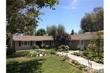 Single Family Home for Rent at 5636 Round Meadow Hidden Hills, California 91302 United States