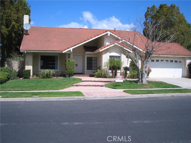4611 Bella Vista Drive Moorpark CA  93021