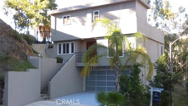 6672 Lakeridge Road, Hollywood Hills East, CA 90068