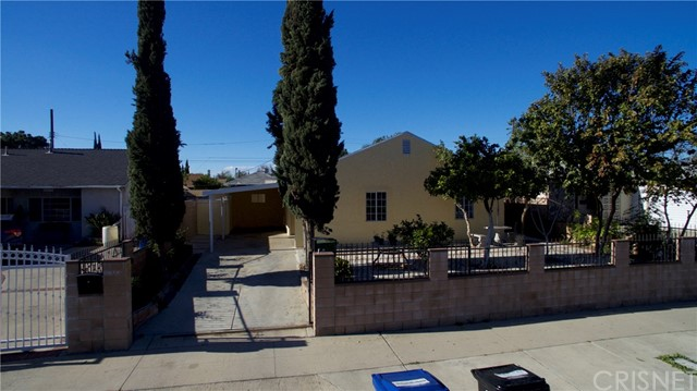 Single Family Home for Sale at 12913 Montague Street Pacoima, California 91331 United States