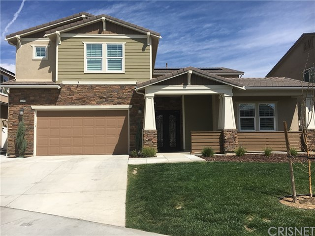 Single Family Home for Sale at 22393 Midtown Court Saugus, California 91350 United States