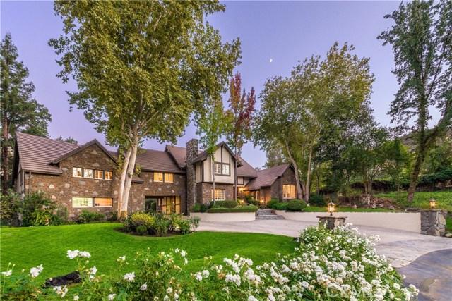 独户住宅 为 销售 在 29100 Old Mill Creek Lane 阿古拉, 加利福尼亚州 91301 美国