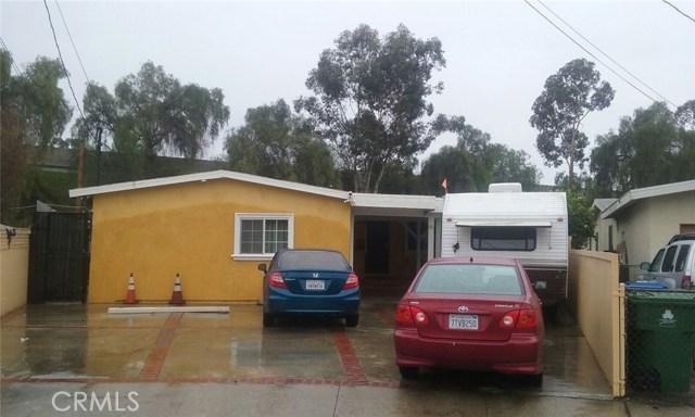 Single Family Home for Sale at 11081 El Dorado Avenue Pacoima, California 91331 United States