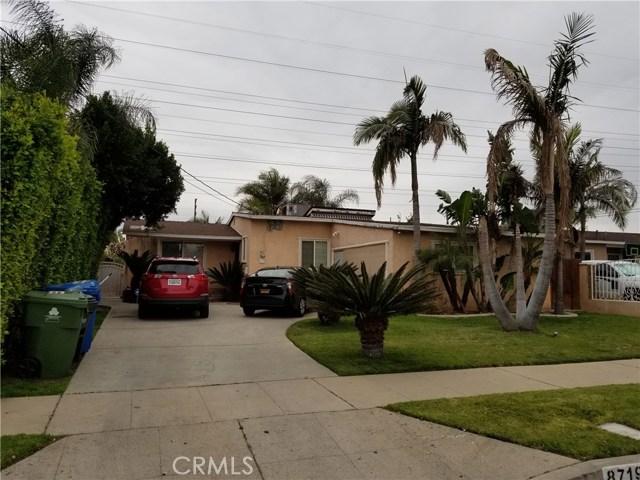 独户住宅 为 销售 在 8719 Roslyndale Avenue Arleta, 加利福尼亚州 91331 美国