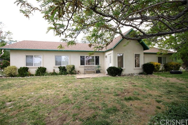 Single Family Home for Sale at 40135 87th Street Leona Valley, California 93551 United States
