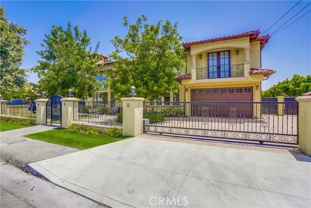 Single Family Home for Rent at 5434 Ethel Avenue 5434 Ethel Avenue Sherman Oaks, California 91401 United States