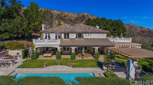 Single Family Home for Sale at 23520 Park South Calabasas, California 91302 United States