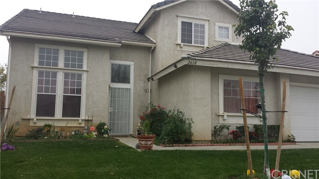 Single Family Home for Sale at 2618 Summerchase Avenue 2618 Summerchase Avenue Rosamond, California 93560 United States