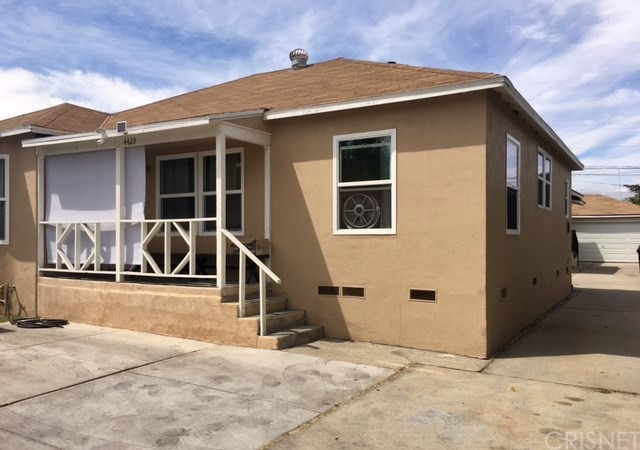 Single Family for Sale at 4423 Tuttle Street Commerce, California 90040 United States
