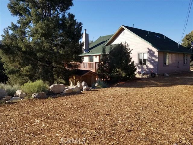 15425 Live Oak Way Pine Mtn Club, CA 93222 - MLS #: SR17142121