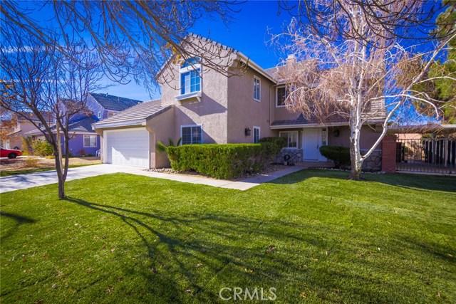 39441 Daylily Place  Palmdale CA 93551