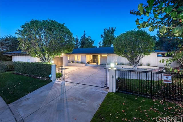 Single Family Home for Sale at 3550 Ballina Canyon Road 3550 Ballina Canyon Road Encino, California 91436 United States
