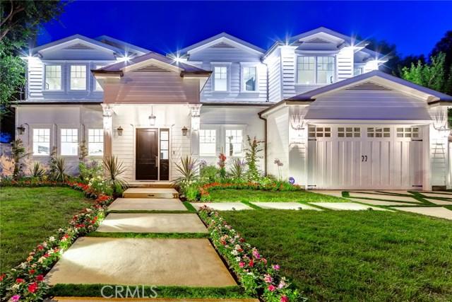 17030 Otsego Street Encino, CA 91316 - MLS #: SR17209797