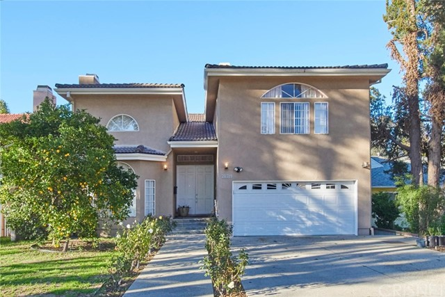 Single Family Home for Rent at 21319 Dumetz Road Woodland Hills, California 91364 United States