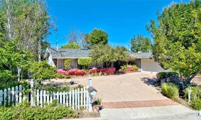 4801 Adele Court, Woodland Hills CA 91364