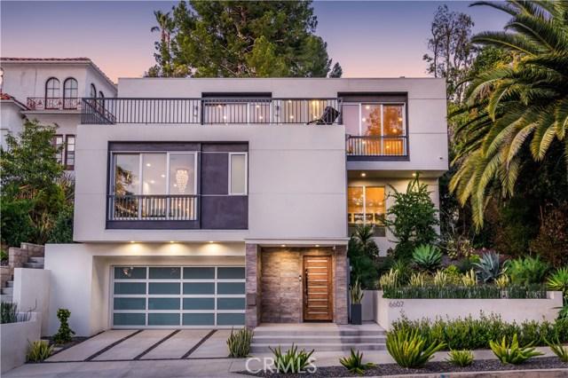 6607 Cahuenga Te, Hollywood Hills East, CA 90068 Photo