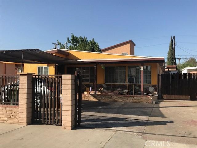独户住宅 为 销售 在 11045 Leadwell Street Sun Valley, 91352 美国