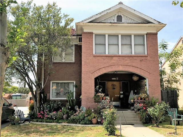 Single Family Home for Sale at 535 Geneva Street Glendale, California 91206 United States