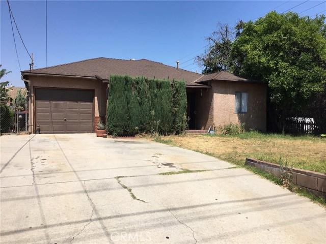 Single Family Home for Sale at 9958 Arleta Avenue Arleta, California 91331 United States