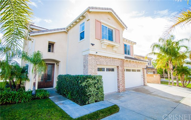 26084 Tennyson Lane Stevenson Ranch, CA 91381 is listed for sale as MLS Listing SR17007701