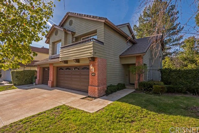 Single Family Home for Sale at 563 Nobletree Court Oak Park, California 91377 United States