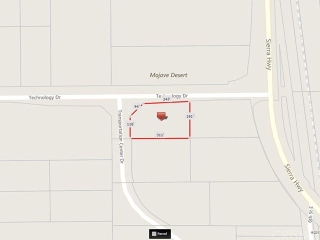 0 Sierra Hwy. and Ave. P-8 (Technology Dr.), Palmdale CA: http://media.crmls.org/mediascn/5511f594-76b2-401e-9f1a-50b93d6ccda0.jpg