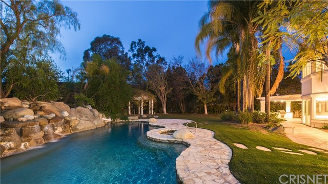 5201 Newcastle Lane Calabasas, CA 91302 - MLS #: SR18005285