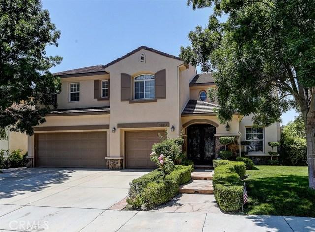 独户住宅 为 销售 在 26816 Kendall Lane Stevenson Ranch, 91381 美国