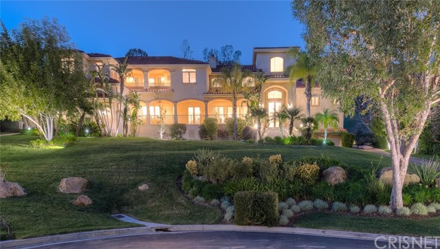 Single Family Home for Sale at 23593 Park South Street Calabasas, California 91302 United States