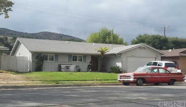 Single Family Home for Sale at 5504 Katherine Street 5504 Katherine Street Simi Valley, California 93063 United States