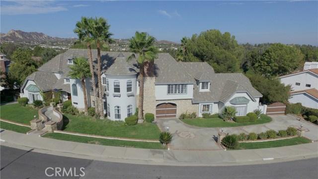Single Family Home for Sale at 24327 Vista Hills Drive Valencia, California 91355 United States