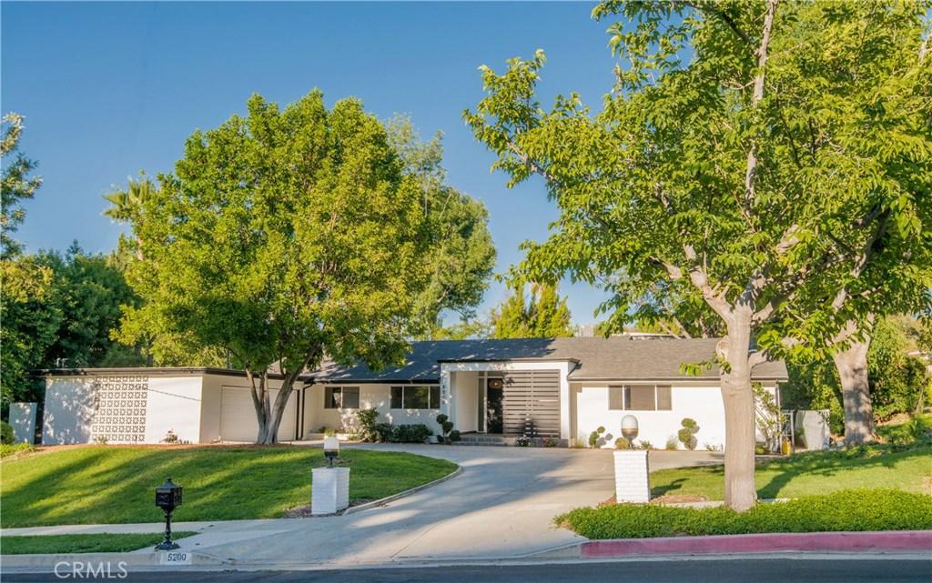 5200 DEL MORENO Drive, Woodland Hills, CA 91364