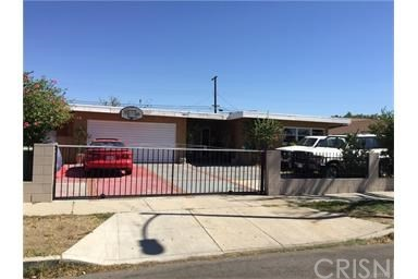 Single Family Home for Sale at 10074 Woodale Avenue Arleta, California 91331 United States