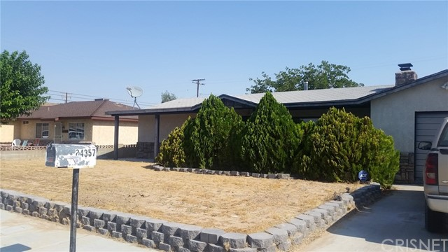 独户住宅 为 销售 在 24357 Sage Avenue Boron, 加利福尼亚州 93516 美国