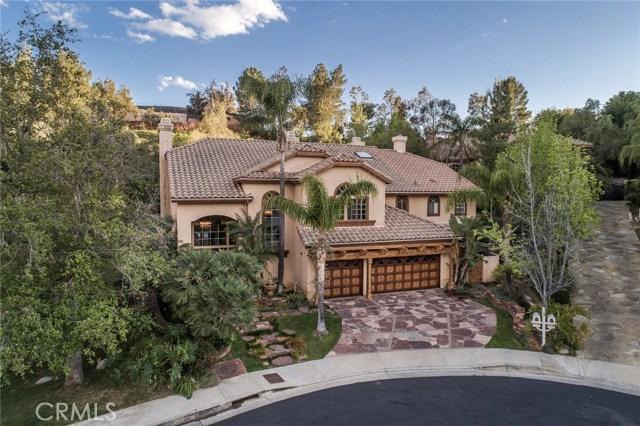 18038 Gauguin Lane, Granada Hills CA 91344