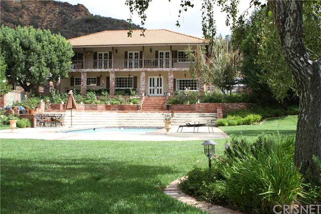 Single Family Home for Sale at 29661 Mulholland Highway 29661 Mulholland Highway Agoura, California 91301 United States
